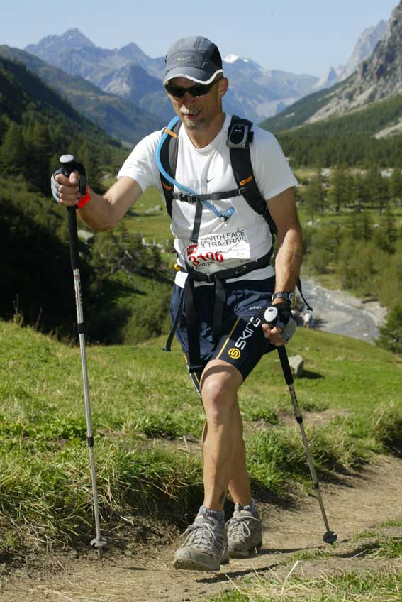Competing in Europe's toughest ultra: the UTMB